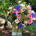 Blumen Sommerstäusse